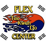 FLEX Tae Kwon Do Center-logo