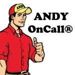 ANDY ON CALL OF THE TRIAD Logo