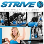 Strive Performance and Fitness Center-logo