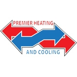 Premier Heating and Cooling Logo