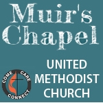 Muir's Chapel United Methodist Church-logo