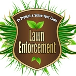 Lawn Enforcement-logo