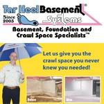 Tar Heel Basement Systems Logo