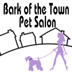Bark of the Town Pet Salon-logo