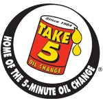Take 5 Oil Change-logo