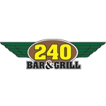 240 Bar and Grill-logo