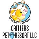 Critter's Pet Resort, LLC Logo
