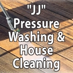 JJ Pressure Washing and House Cleaning-logo