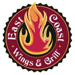 East Coast Wings HIGH POINT-logo