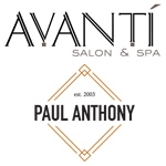 Paul Anthony Modern Mans Salon and Spa Logo