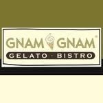 Gnam Gnam Gelato and Bistro-logo