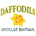 Daffodils Upcycled Boutique Logo