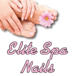 Elite Spa Nails-logo