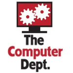 The Computer Dept.-logo