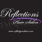 Reflections Hair Salon-logo