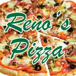 Reno's Pizza Logo