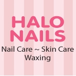 Halo Nails-logo
