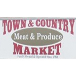 Town and Country Meat and Produce Market-logo