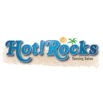 Hot Rocks Tanning & Boutique Logo