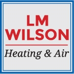 LM Wilson Heating & Air Logo
