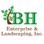 B H Enterprise and Landscaping, Inc. – Lawn Design and Care-logo