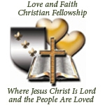 Love & Faith Christian Fellowship Logo