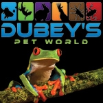 Dubey's Pet World-logo