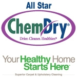 ChemDry of Guilford, Forsyth & Alamance Counties-Carpet & Upholstery Cleaning Logo