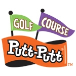 Putt-Putt Burlington Logo