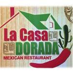 La Casa Dorada Mexican Restaurant Logo