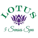 LOTUS 5 Senses Spa – Massage Therapy-logo