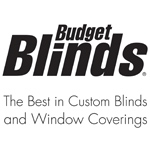 Budget Blinds of North Winston Salem –  Blinds, Shutters, Shades, Drapes, Rugs and more-logo