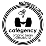 Cafegency Organic Bean Coffeehouse-logo