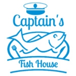 Captains Fish House-logo