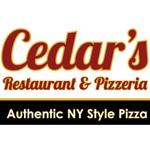 Cedar's Restaurant & Pizzeria-logo
