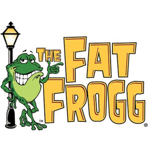 The Fat Frogg-logo
