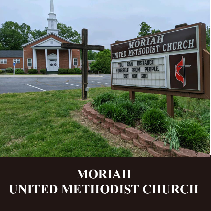 Moriah United Methodist Church-logo