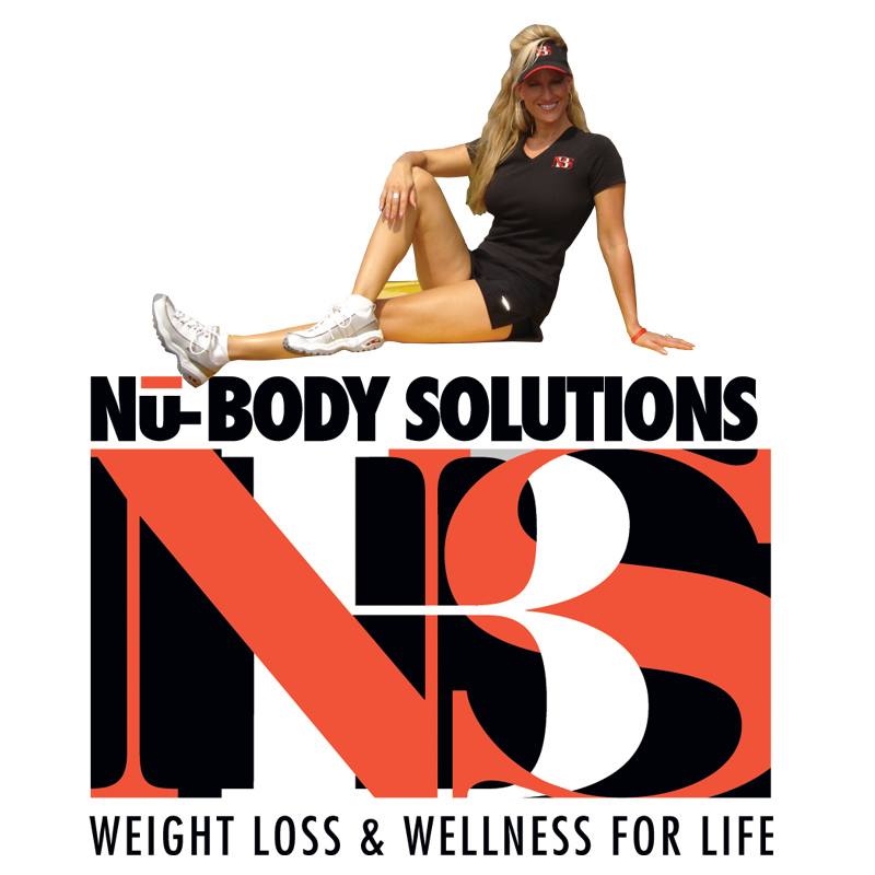 Nu BODY SOLUTIONS Logo
