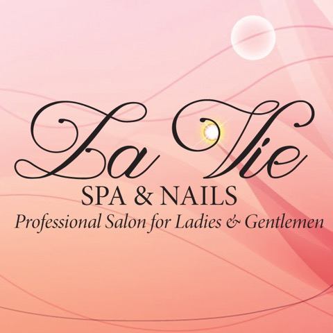 La Vie Spa & Nails-logo