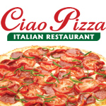 Ciao Pizza Whitsett-logo