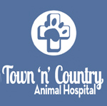 Town 'N Country Animal Hospital-logo
