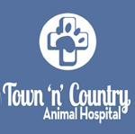 Town 'N Country Animal Hospital-logo