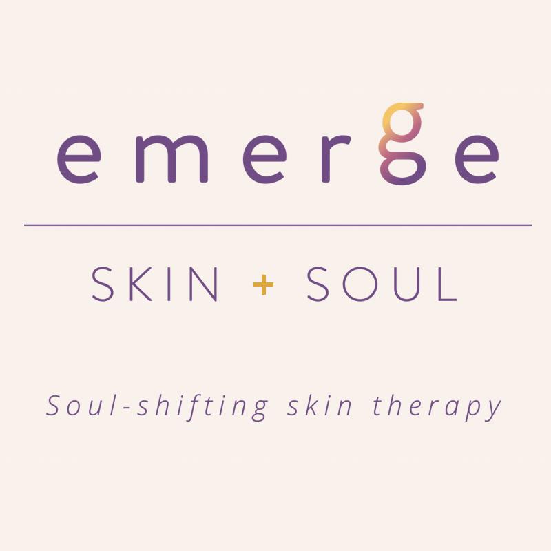 Emerge Skin + Soul-logo