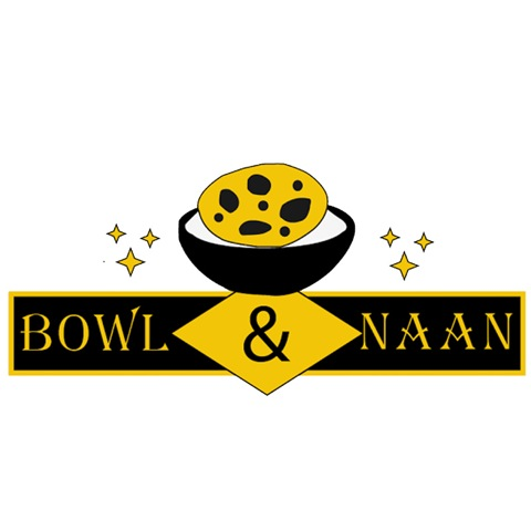 Bowl and Naan-logo