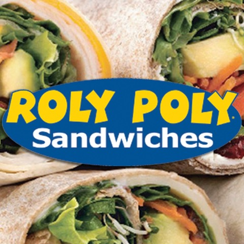 Roly Poly Sandwiches-logo