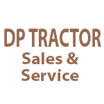 DP Tractor Sales and Service Logo