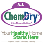 ChemDry A J – Carpet & Upholstery Cleaning-logo