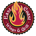 East Coast Wings & Grill – Wings, Burgers, Sandwiches-logo