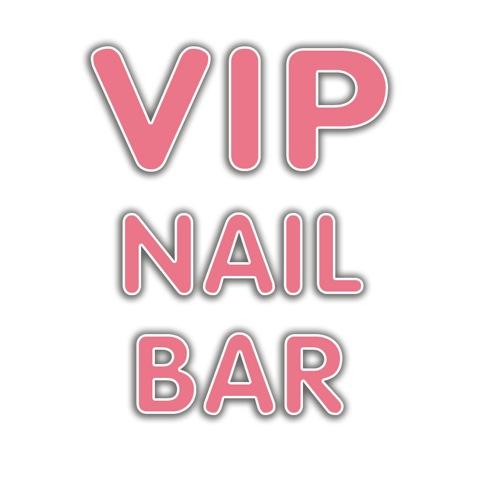 VIP Nail Bar-logo