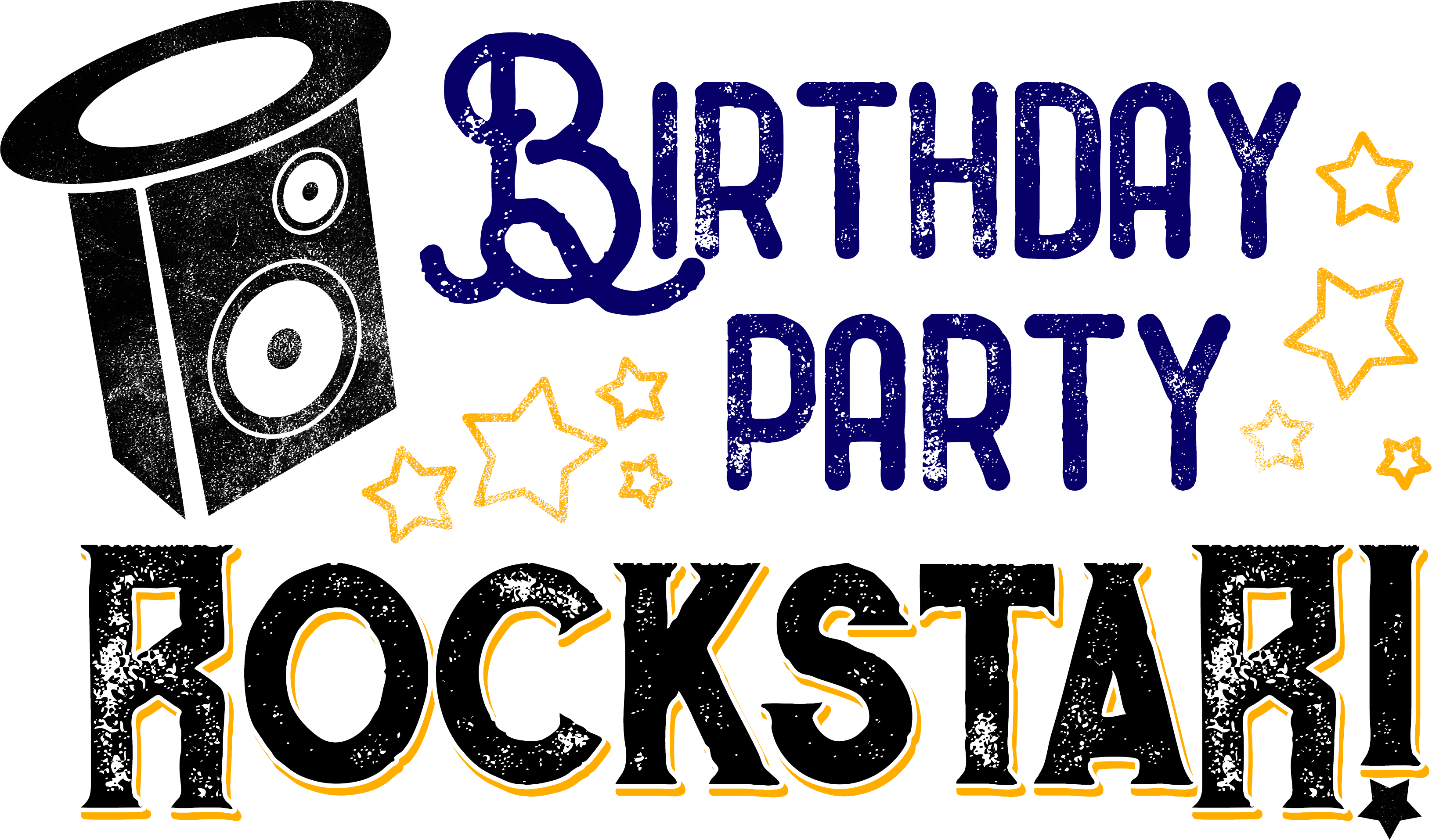 Birthday Party Rockstar-logo